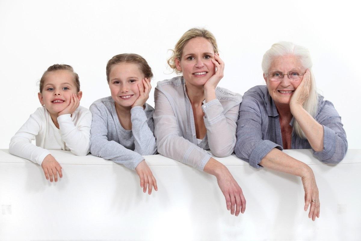 люди разного возраста и исправление прикуса