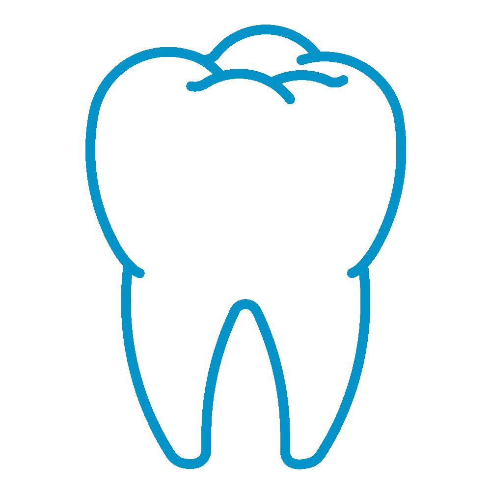 Рисованный зуб картинки